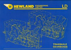 Hewland LD Transaxle Gearboxes