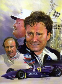 The 1996 Indianapolis 500 yearbook