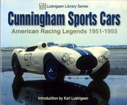 Cunningham Sports Cars. American racing legend 1951-1955