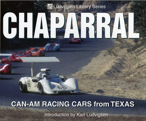 Chaparral - Can-Am Racing Cars from Texas