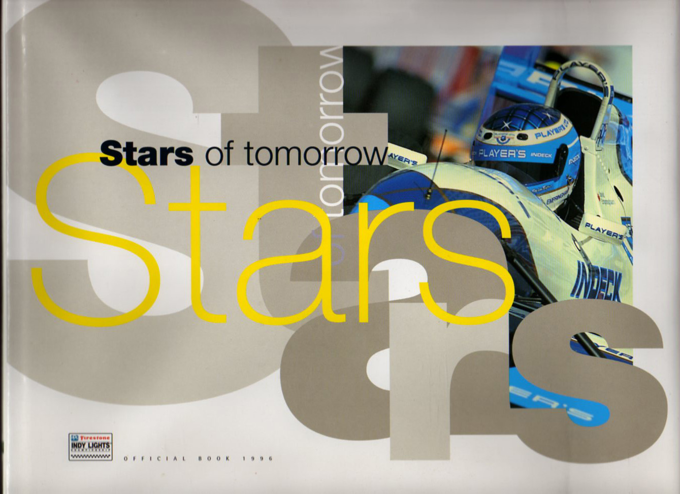 Stars of tomorrow - Official book 1996