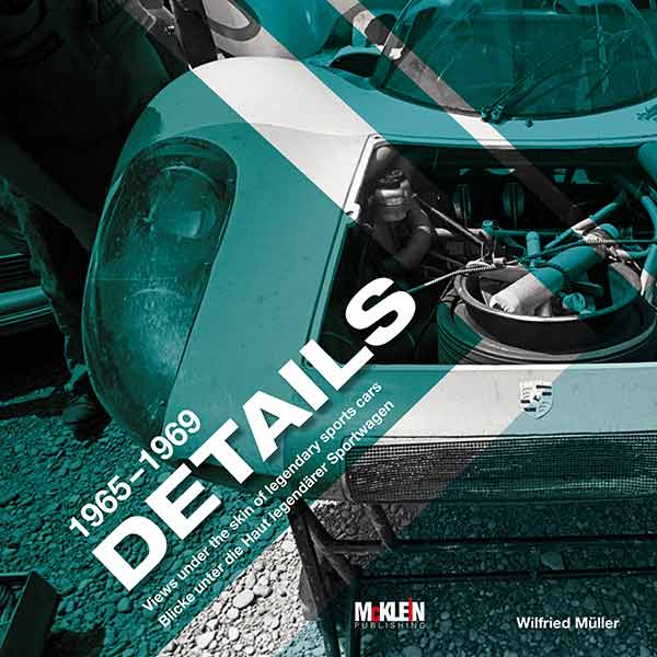 Details – Views under the skin of legendary sports cars 1965-1969
