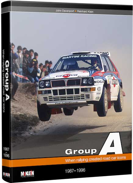 Group A - When Rallying Created Road Car Icons