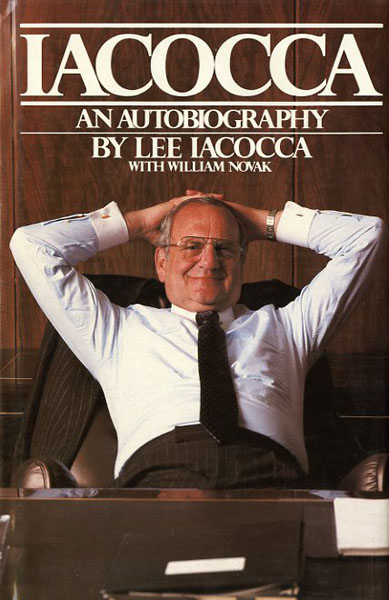 Iacocca. An autobiography by Lee Iacocca