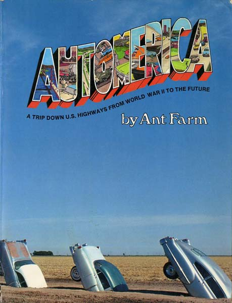 Automerica. A trip down U.S. highways from World War II to the future