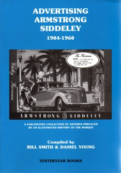 Advertising Armstrong Siddeley 1904-1960