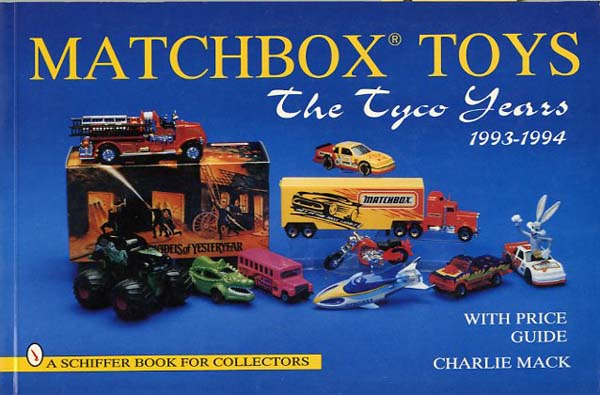 Matchbox Toys. The Tyco Years 1993-1994
