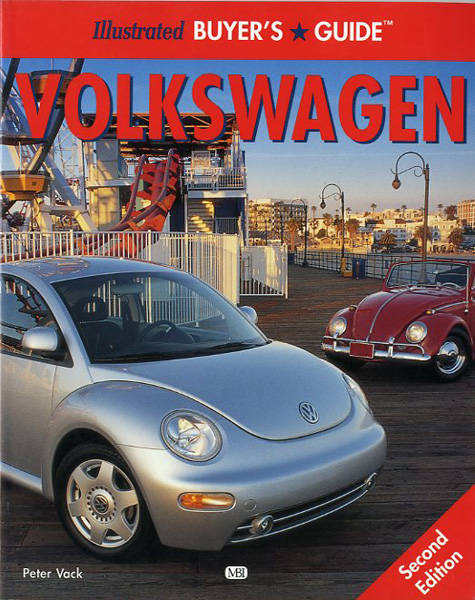 Volkswagen illustrated buyer's guide