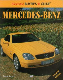 Illustrated Buyer's Guide MERCEDES-BENZ