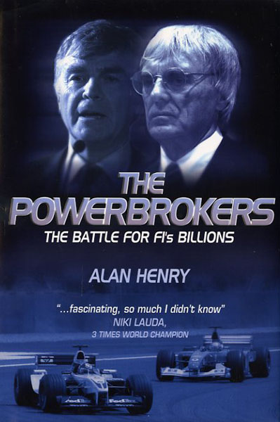 The powerbrokers. The battle for F1's billions