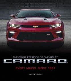 The Complete Book of Chevrolet Camaro - Every Model Since 1967 (2nd Edition)