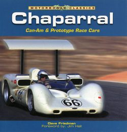 Chaparral Can-Am & Prototype Race Cars (scrib080