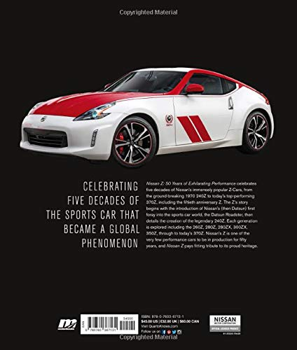 Nissan Z - 50 Years of Exhilarating Performance