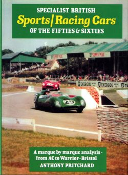 Specialist british sport/racing cars of the fifties & sixties