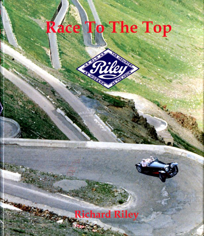 Riley - race to the top