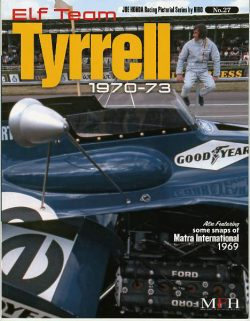 Elf Team Tyrrell 1970-73