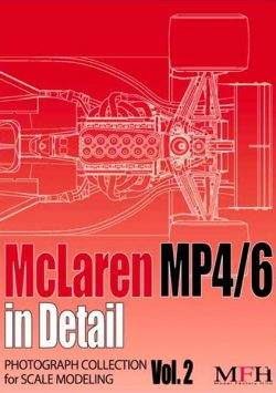 McLaren MP4/6 in Detail