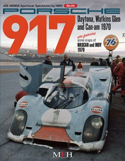 Porsche 917 Daytona, Watkins Glen and Can-am 1970