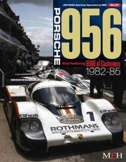 Porsche 956 also featuring 956B of customers 1982-1985