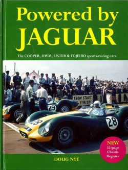 Powered by Jaguar The Cooper, HWM, Lister & Tojeiro sport-racing cars