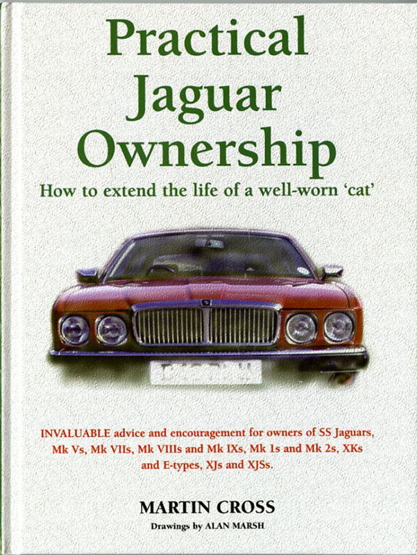 Practical Jaguar ownership How to extend life of a well-worn 'cat'