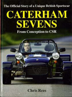 Caterham Seven from conception to CSR