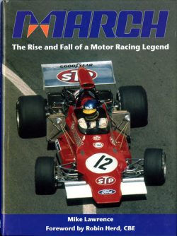 March The rise and Fall of a motor racing legend