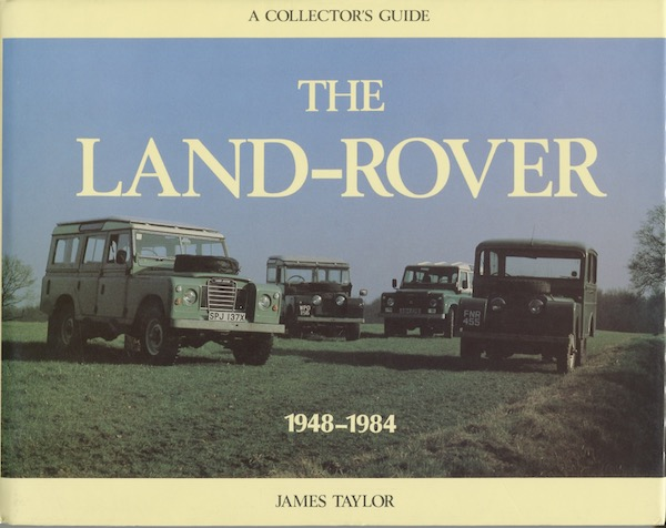 The Land-Rover 1948-1984 (K008)