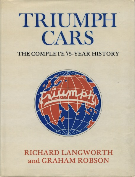 Triumph cars - The complete 75-years history ((K070)