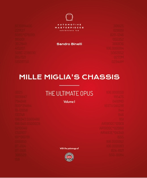 Mille Miglia's Chassis - The Ultimate Opus