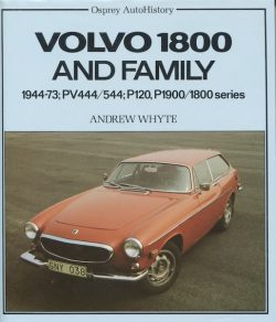 Volvo 1800 and family (K002)