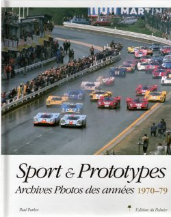 Sport & Prototypes archives photos 1970-79