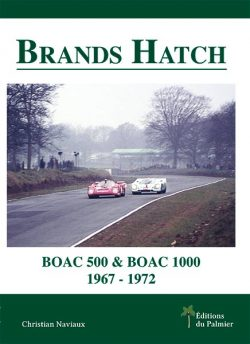Brands Hatch - BOAC 500 & BOAC 1000 1967-1972