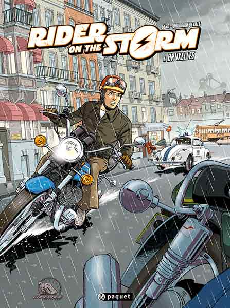 Rider on the storm #1 - Bruxelles