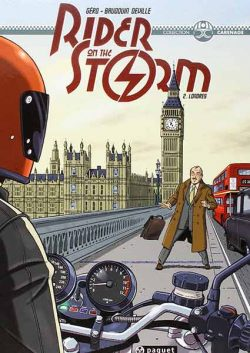 Rider on the storm #2 - London