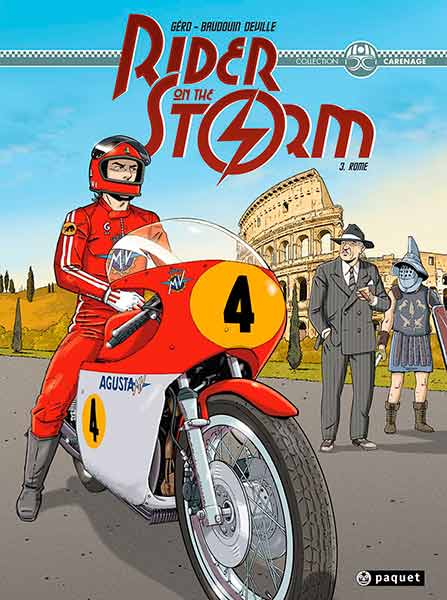 Rider on the storm #3 - Rome