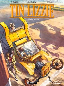 Tin Lizzie Tome 2 - Rodeo Junction