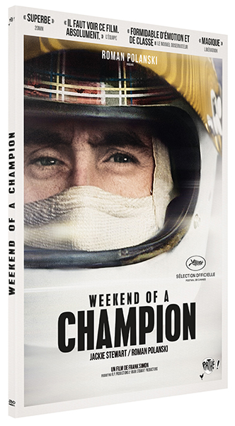 DVD Weekend of a Champion