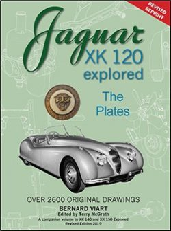 Jaguar XK120 Explored (Revised Edition)