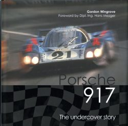 Porsche 917 - The undercover story