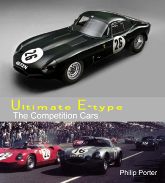 Ultimate E-type, The Competition Cars