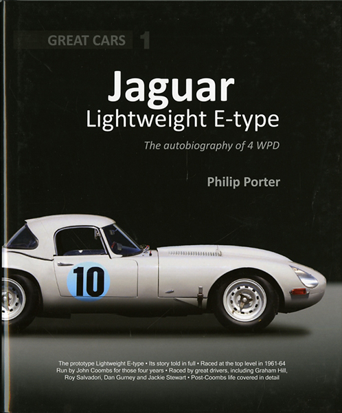 Jaguar Lightweight E-Type. The autobiography of 4 WPD