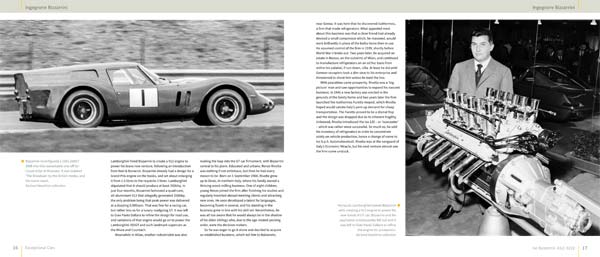 Exceptional Cars 1 - Iso Bizzarrini - The remarkable history of A3/C 0222