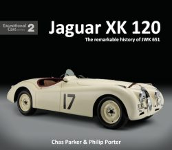Jaguar XK 120 The remarkable history of JWK 651 - Exceptional Cars N°2