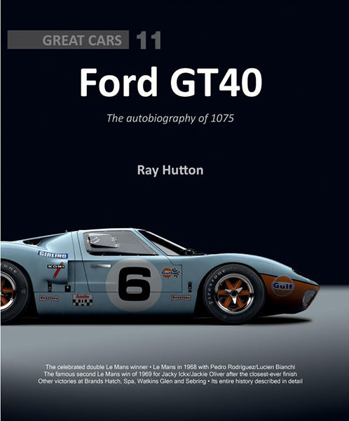 Ford GT40 : The autobiography of 1075