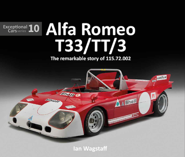 Exceptional Cars Series – Alfa Romeo T33/TT/3, The remarkable history of 115.72.002