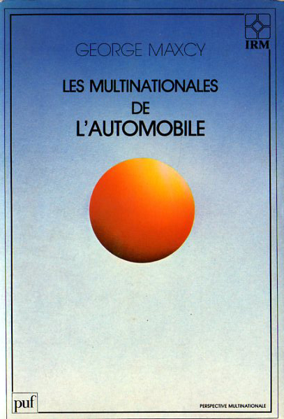 Les multinationales de l'automobile