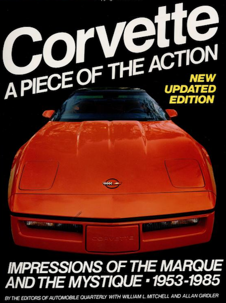 Corvette - A Piece of The Action (SCRIB