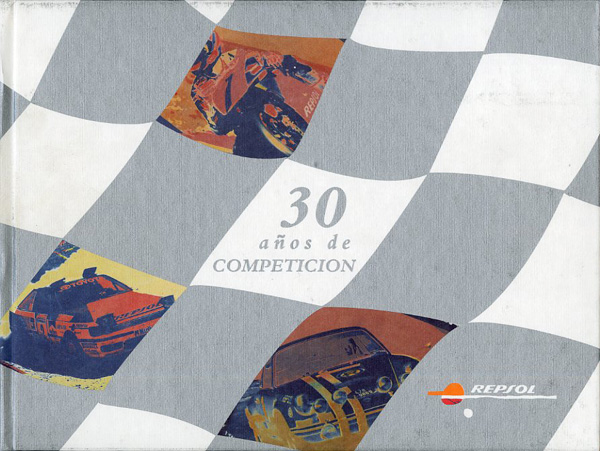 Repsol 30 anos de competition