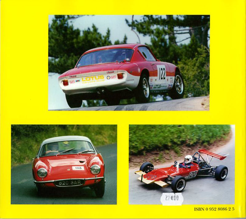 Lotus on the hills A pictorial review & enthusiast's guide